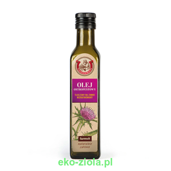 Farmvit olej z Ostropestu 500ml