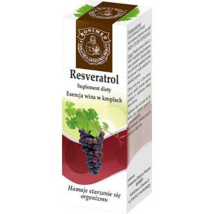 Resveratrol 20ml, Bonimed