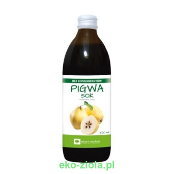 Alter Medica Sok Pigwa 100% 500ml
