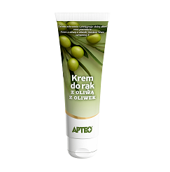 Krem do rąk oliwa z oliwek 100ml, Apteo
