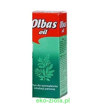Olbas Oil do Inhalacji 10ml