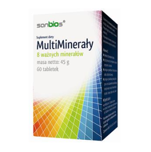Sanbios MultiMinerały 60tabl