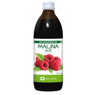 Sok Malina 500ml, Alter Medica