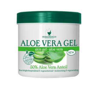 Aloe Vera Aloes Żel 250ml Herbamedicus