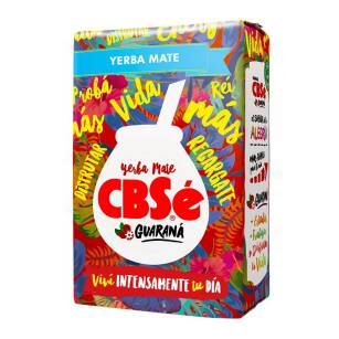 Yerba Mate CBSe Energia Guarana 500g
