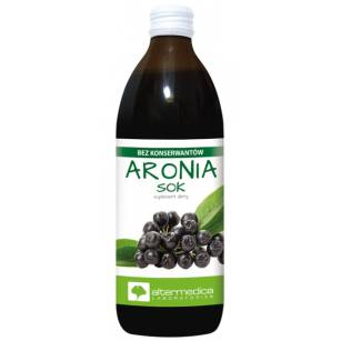 Sok Aronia 100% 500ml, Alter Medica