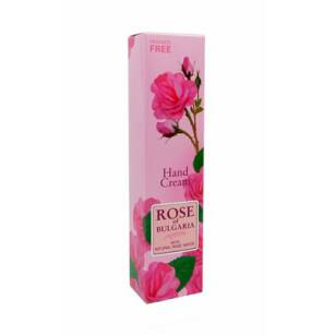 ROSE Krem do rąk różany 75ml,  BIOFRESH
