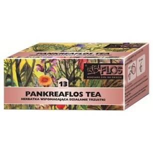 Pankreaflos 13 TEA 25fix - trzustka HERBA-FLOS